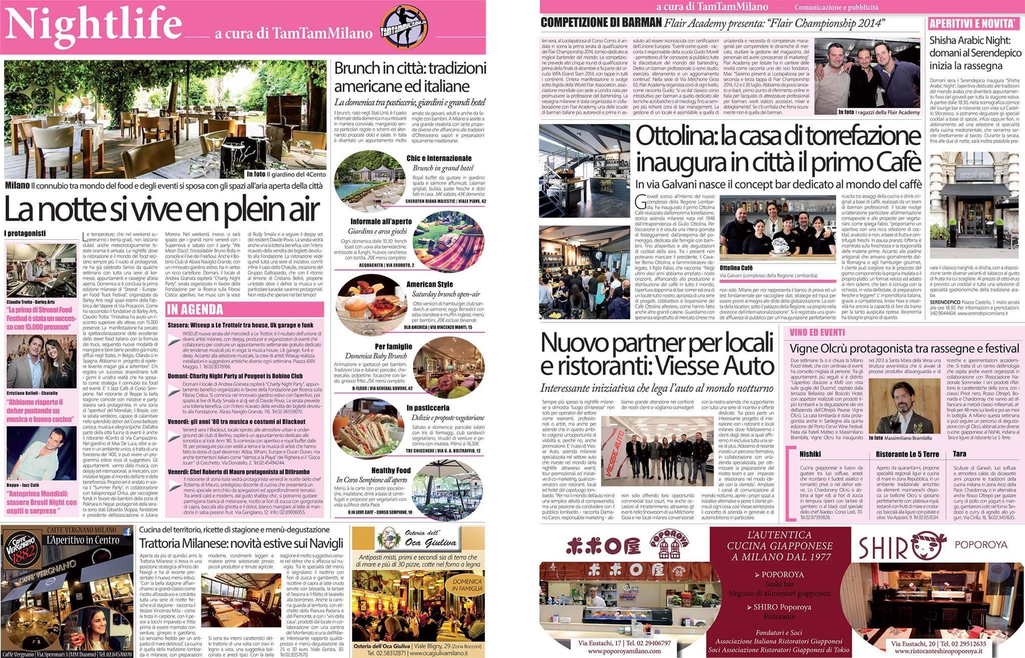 Corriere della Sera 04 Giugno 2014