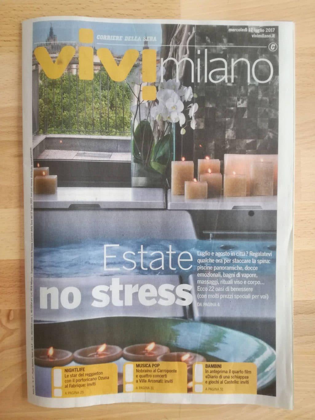 Vivi Milano 16 Luglio 2017