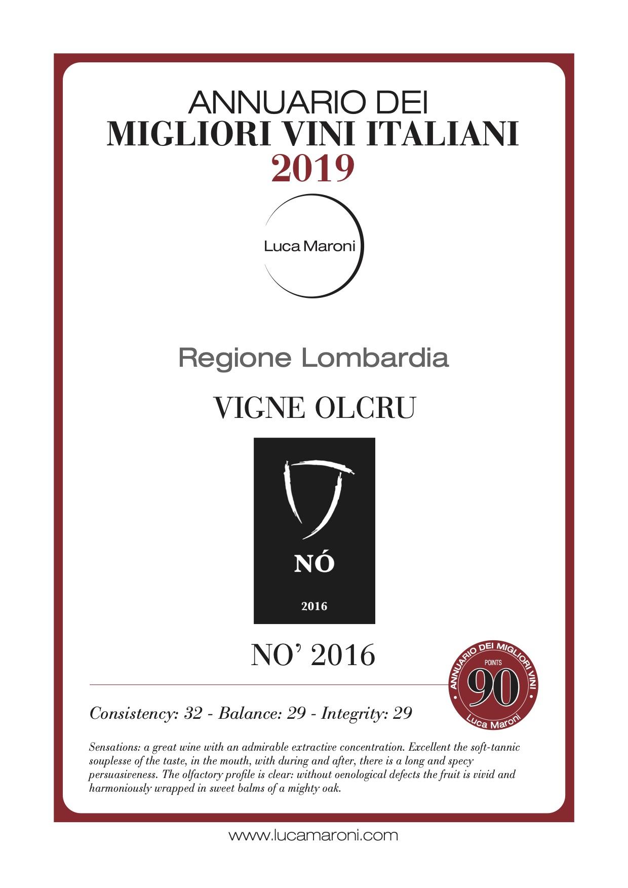 Luca Maroni – Diploma Nò – eng.