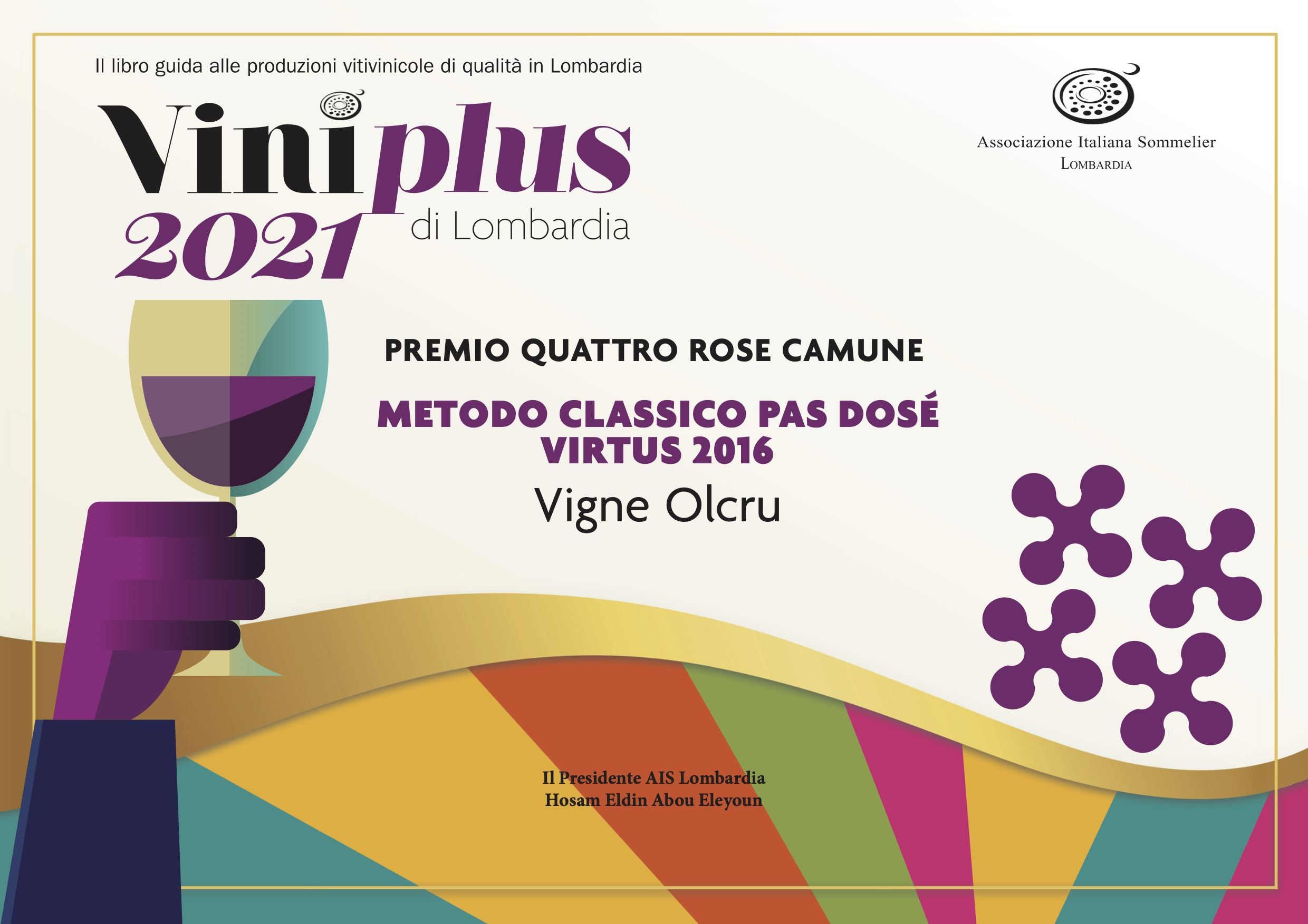Vini Plus 2021 – 4 ROSE CAMUNE – Virtus